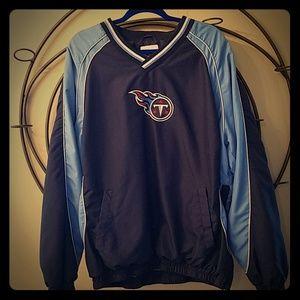 🏈 Tennessee Titans windbreaker